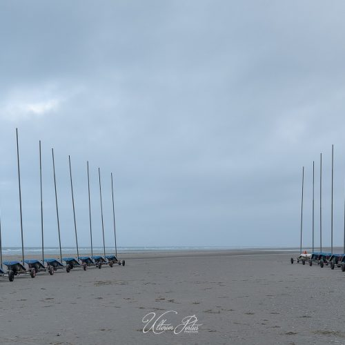 Chars à voiles