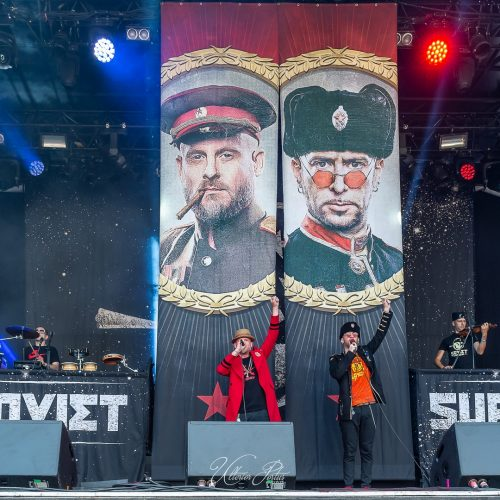 Soviet Suprem au Murmure du Son