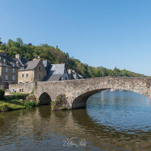 Pont sur la Rance