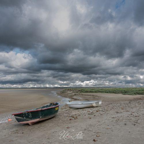 Temps chaotique sur la Baie de Somme
