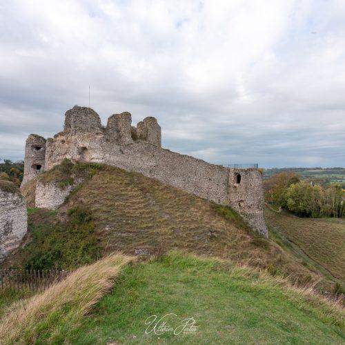 Ruines de château fort