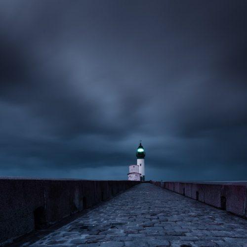 Chemin vers la lumière