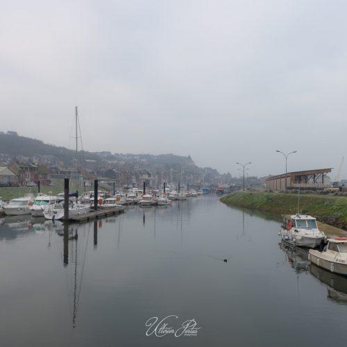 Port de plaisance engourdi