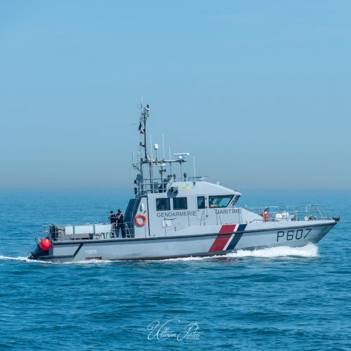 Vedette Côtière de Surveillance Maritime Yser